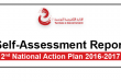 Self-assessment report of the 2nd National Action Plan 2016-2017